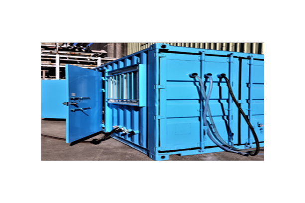 High concentration waste water treatment system