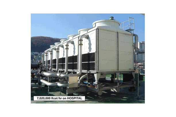 PACKAGE TYPE COOLING TOWER