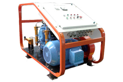 Water-cooled Piston Compressor