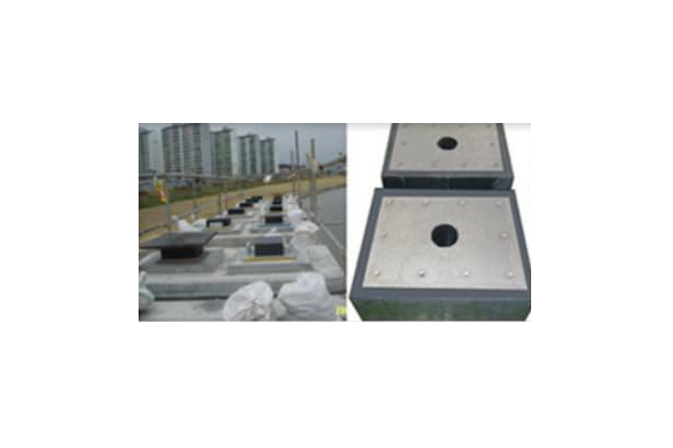 Bearing Pad (Anti-Vibration System)
