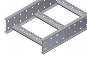 Wave Cable Tray