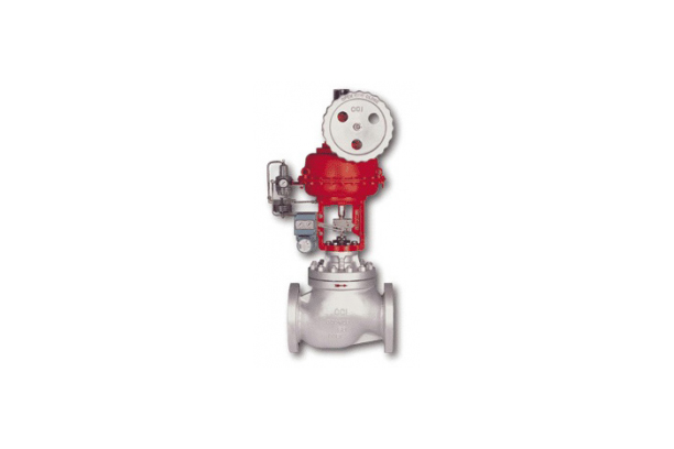840H Drilled Hole Cage Control Valves