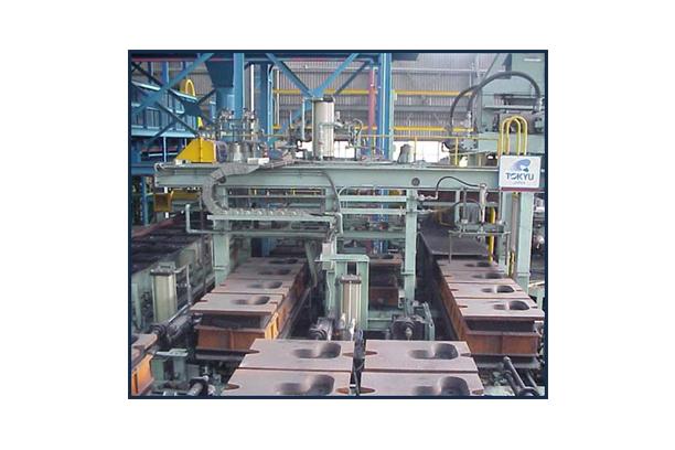 AMF 4-06 Molding
