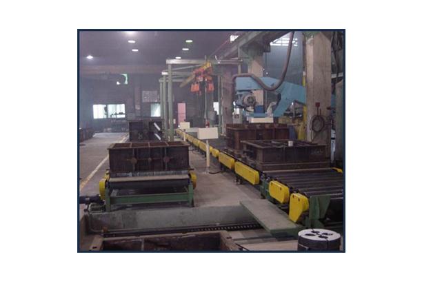 Furan Molding Facility