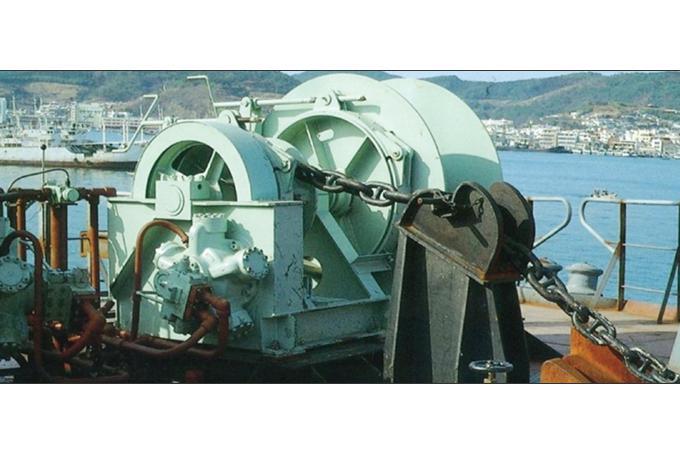 Hydraulic Windrass