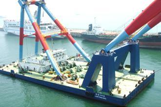 15K Floating Crane
