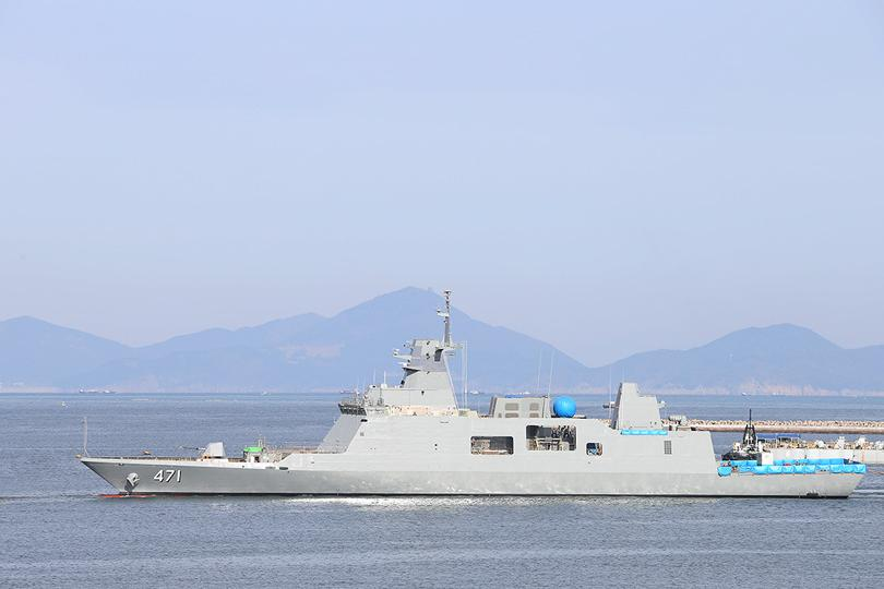 Surface Combatant