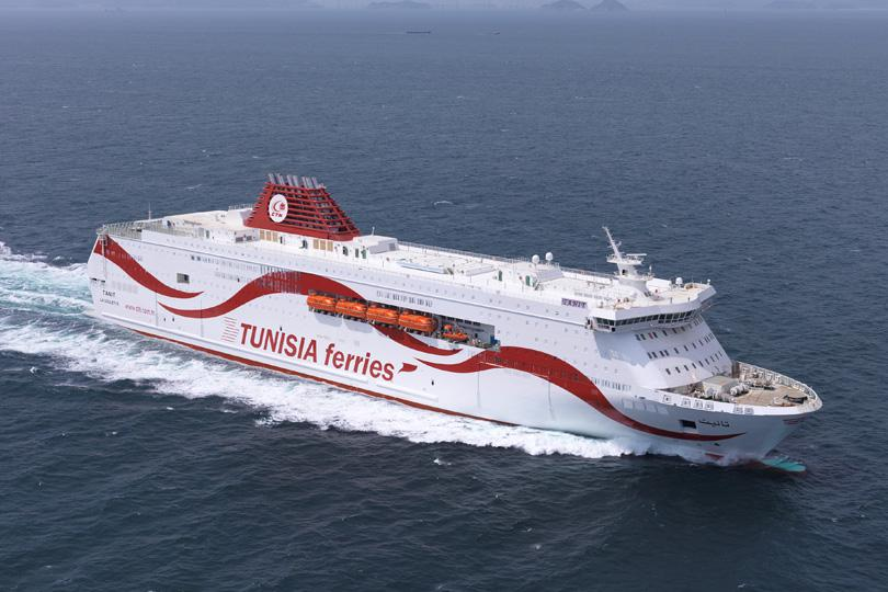 Cruise Ships & Ferries