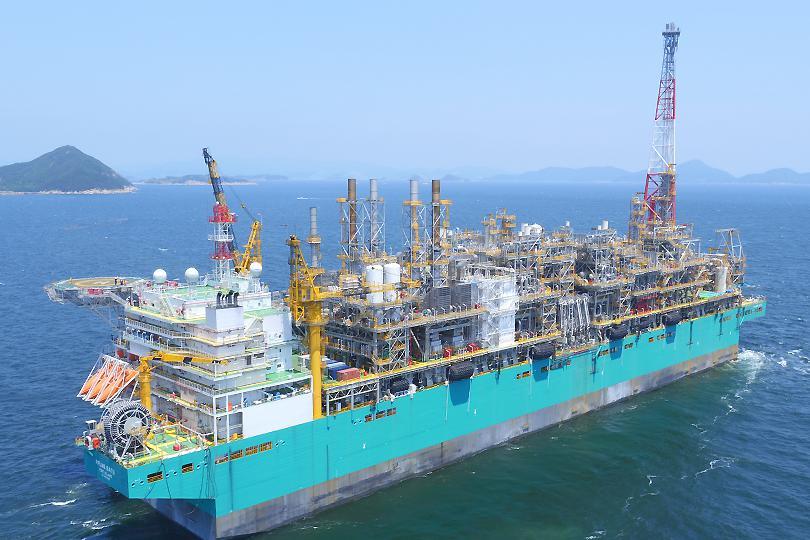 부유식 LNG 생산설비