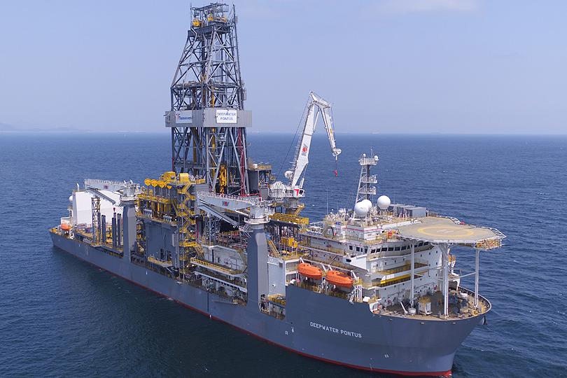 Drilling Rigs and Drillships