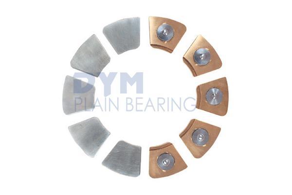 LNGC Turbine Bearing