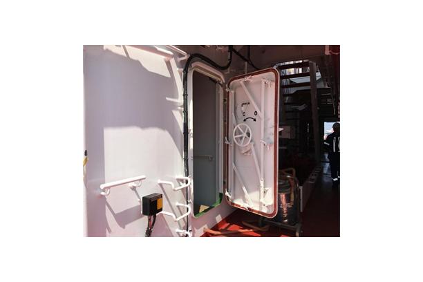 Door Heating