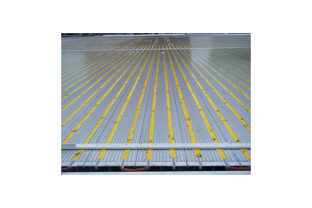 Heli-Deck Heating