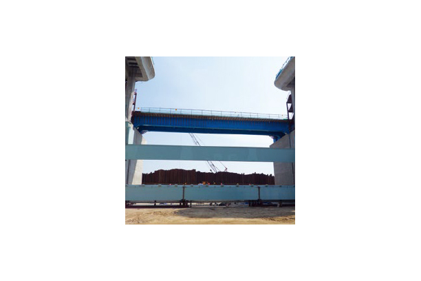 WINCH FOR FLOOD GATE FOR WATER POWER GENERATION