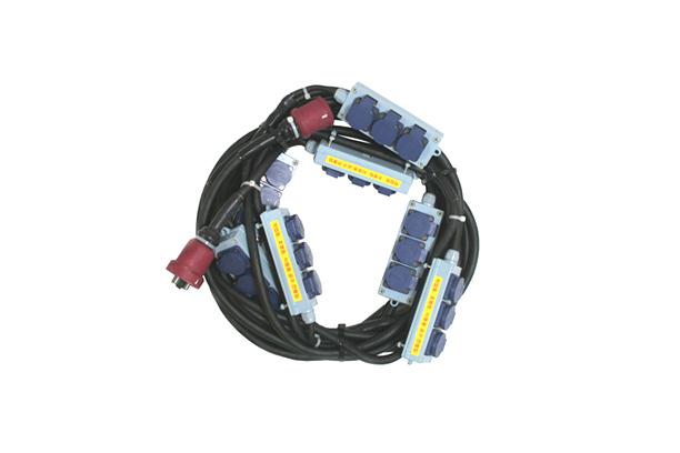 EMT-3015 방우형 멀티탭 전원선