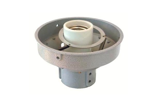 EMT-S14 알미늄 소켓갓(이동식바닥등용)