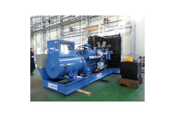 Large Diesel Generator Set