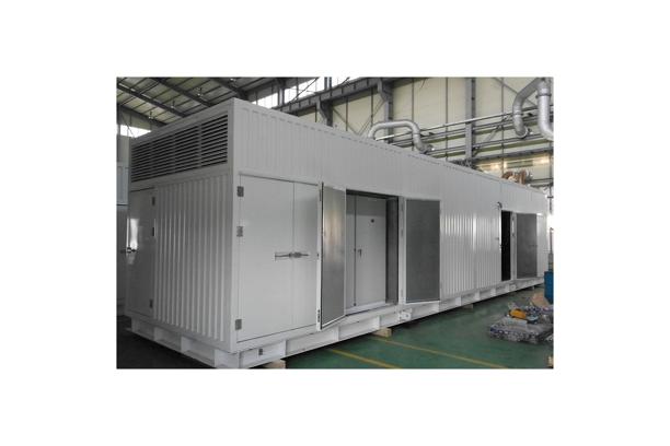 Container Type Generator Set