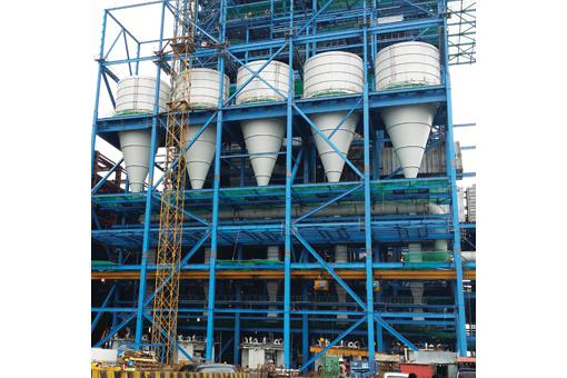 PULVERIZER INSTALLATION WORK AT KUDGI SITE