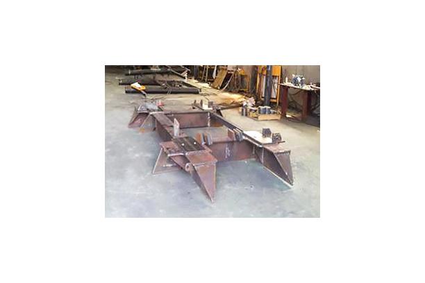 Equipment seat