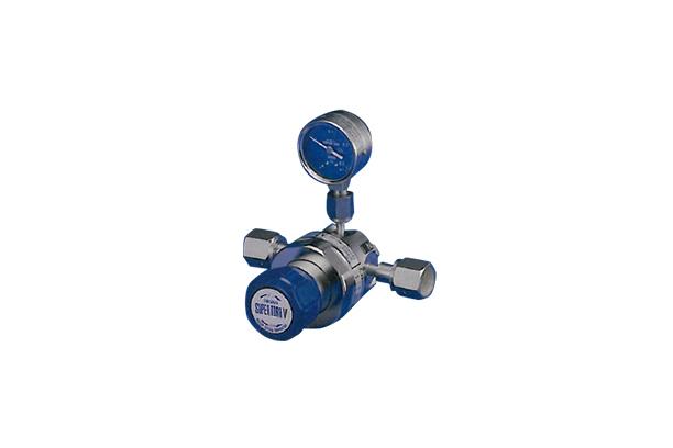 Inlet Low-Pressure Gases (Regulator)