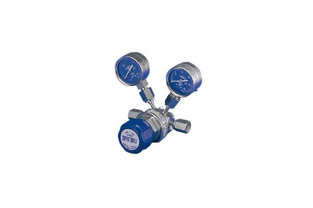 Inlet High-Pressure Gases (Regulator)