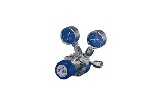 Outlet High-Pressure Gases (Regulator)