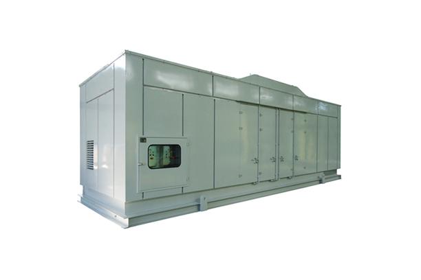 Winterized Air Compressor