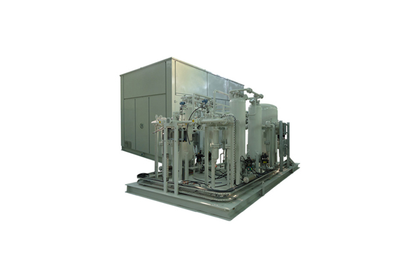 Heatless Regeneration Desiccant Air Dryer with Winterized