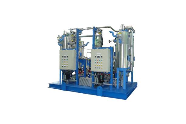 External Heated Regeneration Desiccant Air Dryer