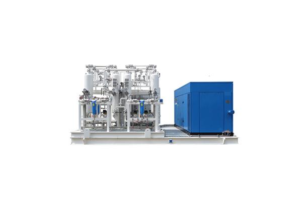 Heatless Regeneration Desiccant Air Dryer
