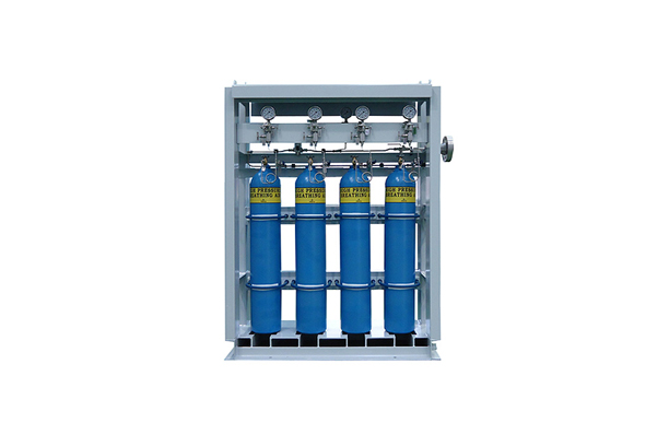 Air Storage Bottle Rack (Air & Gas Bottle Racks)