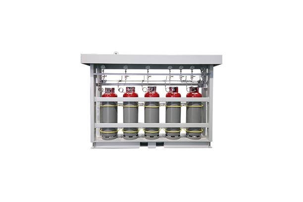 Propane Bottle Rack (Air & Gas Bottle Racks)
