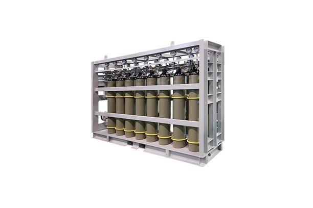 Nitrogen Bottle Rack (Air & Gas Bottle Racks)