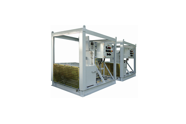 Explosion-proof Cold Wash Down Unit (ATEX-Zone 2)