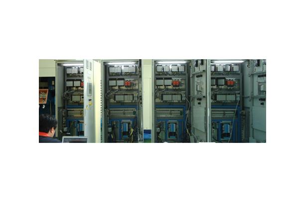 Unit Control Panel (Based on PLC)