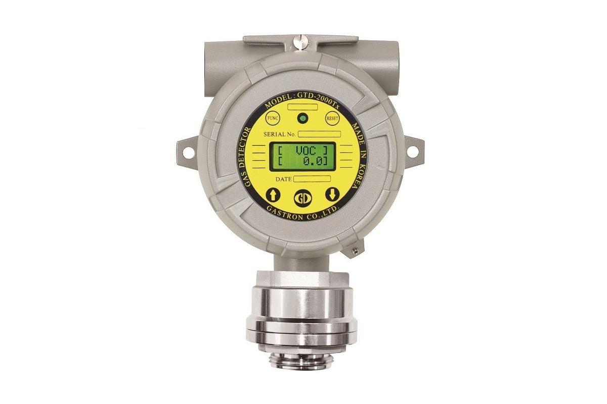 Flame Proof Type Diffusion VOC Gas Detector