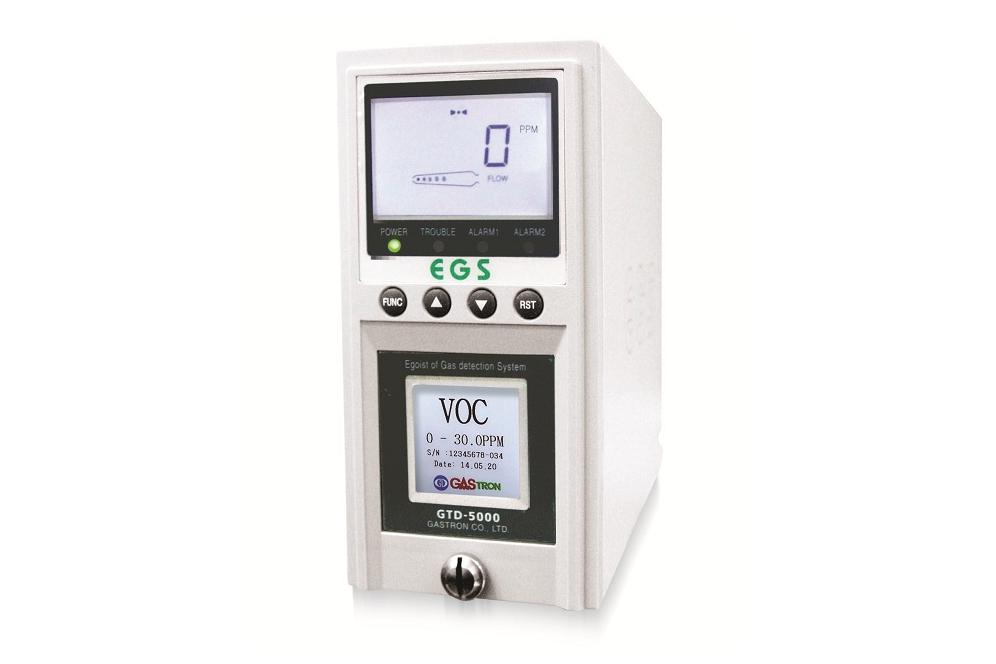 Intelligent & Sampling Type VOC Gas Detector