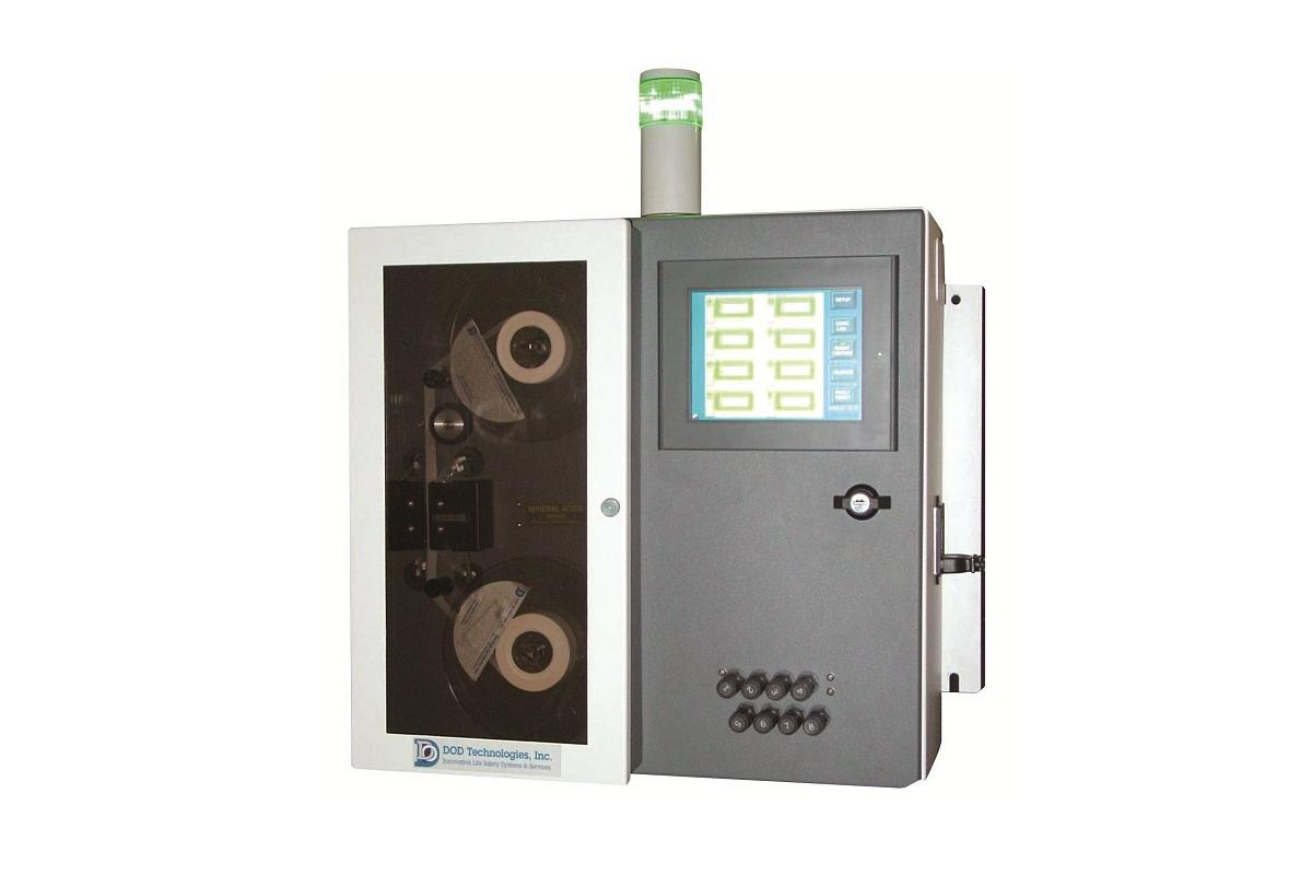 ChemLogic 8 Point Continuous Monitor
