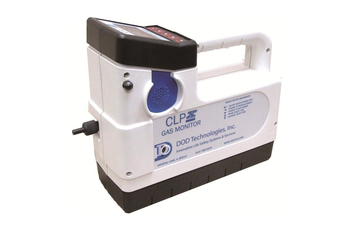 ChemLogic Portable Gas Detector