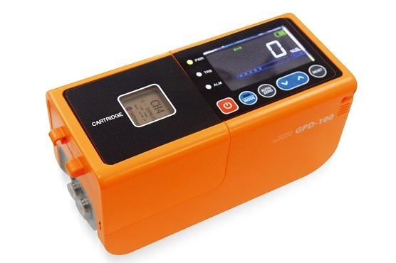 Cartridge Sensor & Sampling Portable Detector
