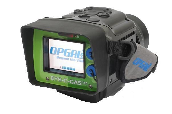 적외선 타입 가스감지 카메라