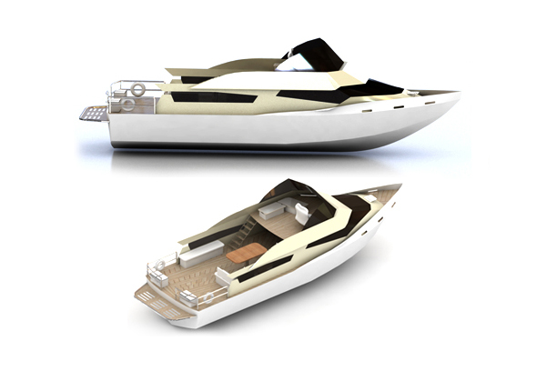 Electric Leisure Boat