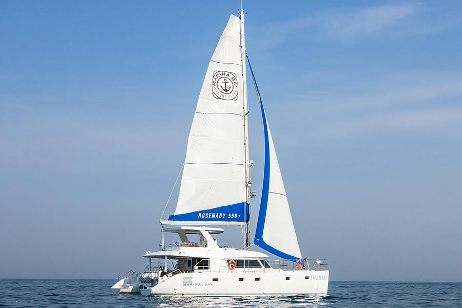 Pungryu Sail Cat 55