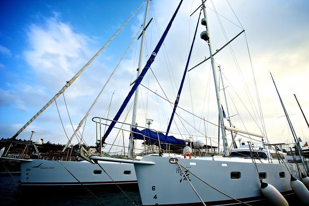 Pungryu Sailing 50LR NOA Yachts in Jeju Island