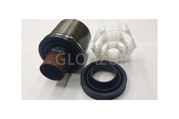 PIPE INSULATOR,END SEAL AND INNER LINK