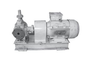 Horizontal Gear Pump