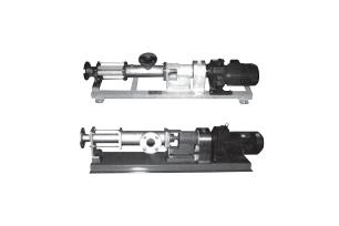 Horizontal Eccentric Screw Pump