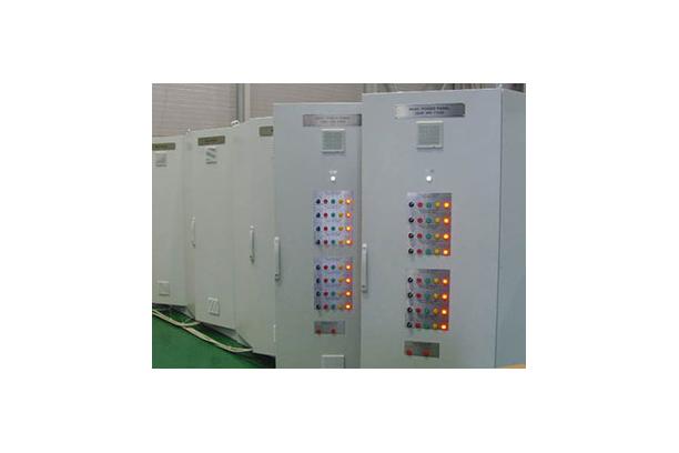 PLC CONTROL CABINET FOR HVAC