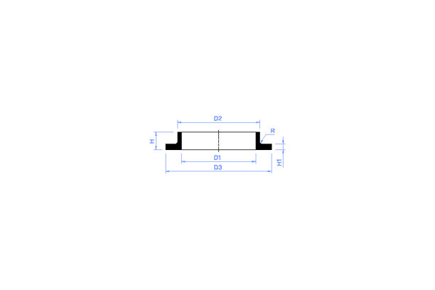 Flanges (COMPOSITE TYPE)